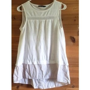 Doe and Rae Tunic Tank